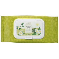 The Saem Healing Tea Garden Green Tea Cleansing Tissue - 60 sheet (EXP.09/19)