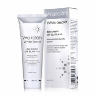Wardah White Secret Day Cream 17gr