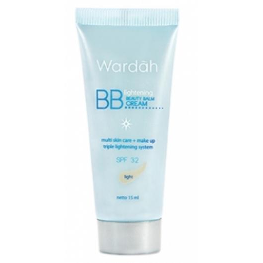 Wardah BB Cream Lightening SPF32 15gr - Light