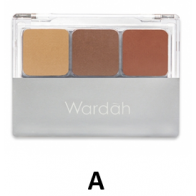 Wardah Eye Shadow - 3.3gr